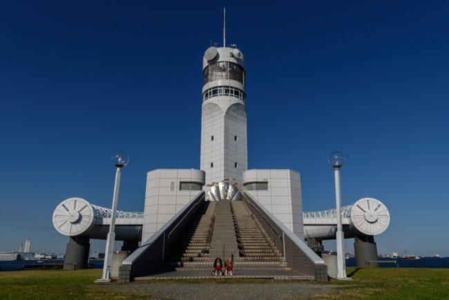 横浜港シンボルタワー シンボルタワー キャバリアDAY