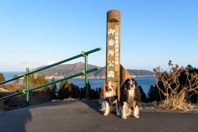三陸復興国立公園おしか御番所公園